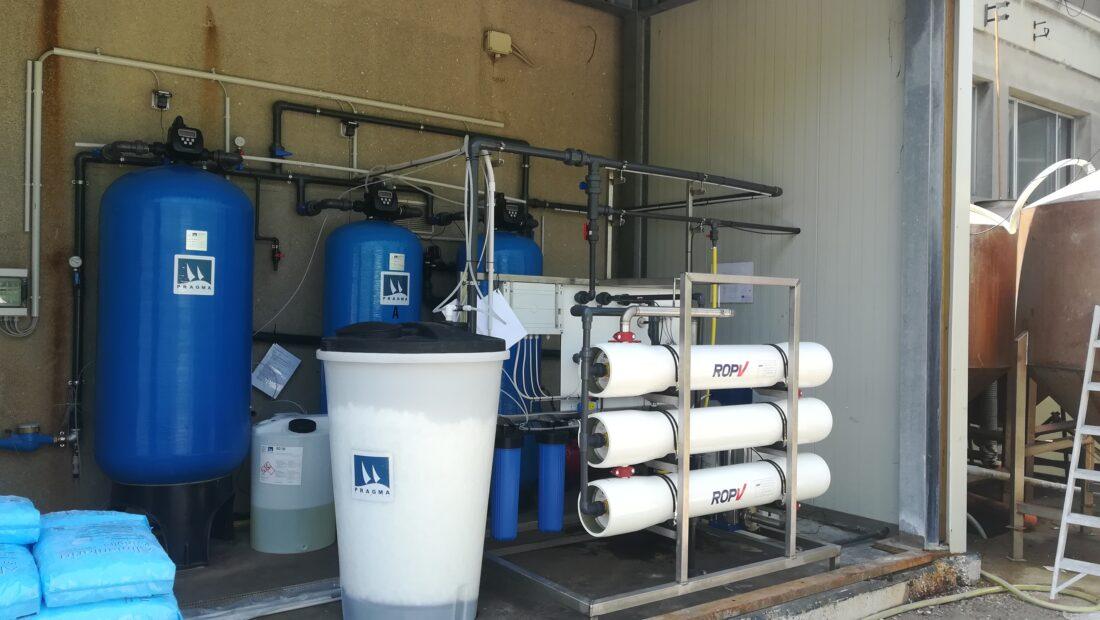 Filtrazione a membrana